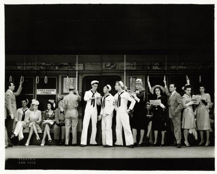 Adolph Green On The Town