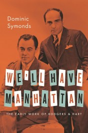 We'll Have Manhattan Dominic Symonds Cover