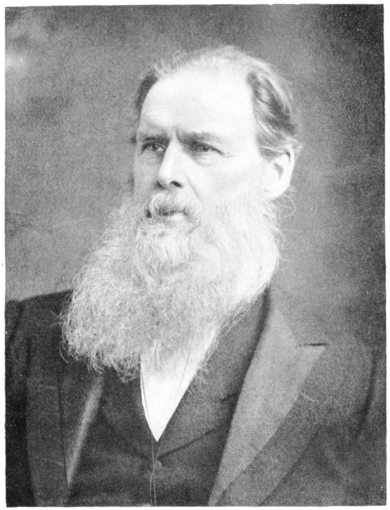 Edward B. Tylor (1832-1917), the father of cultural anthropology