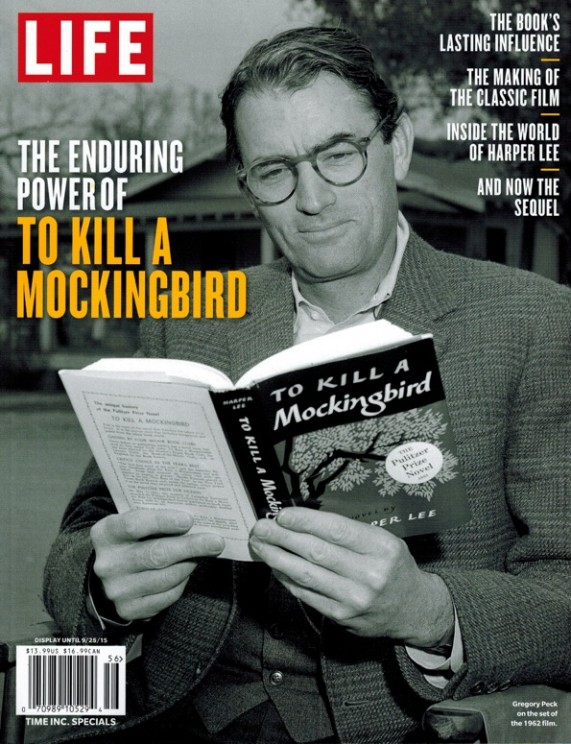 The Enduring Power of to Kill a Mockingbird, Life Books, 2015.