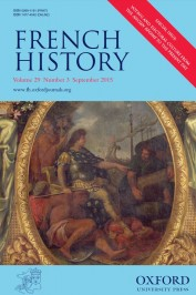French History cover