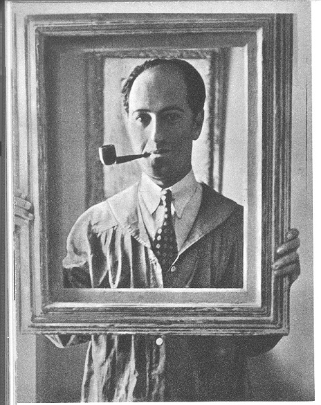 George Gershwin, probably a self-portrait taken with timer. Image courtesy of the author.