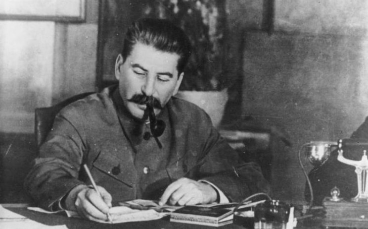 Joseph Stalin, whose regime instigated some of the most destructive policies any government has ever practiced. Creative Commons licence via Wikimedia Commons.