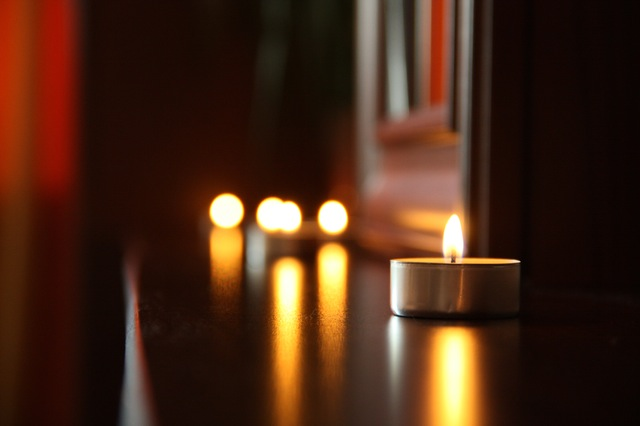 Image credit: Love romantic candlelight. CC0 via Pexels.