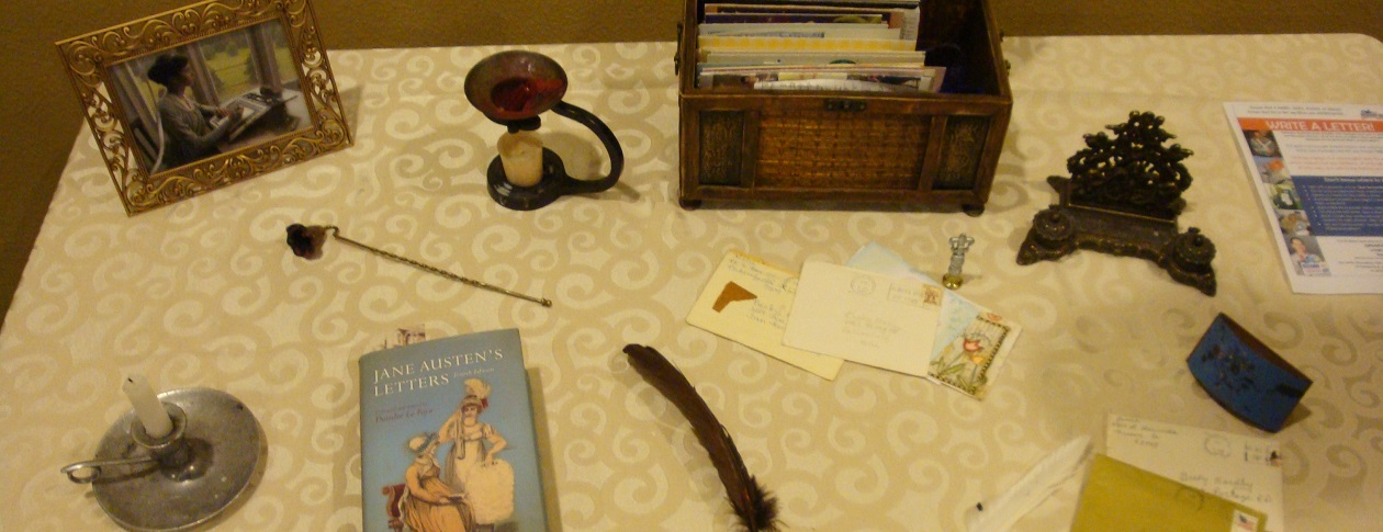 The tools of the  Art of Letter Writing