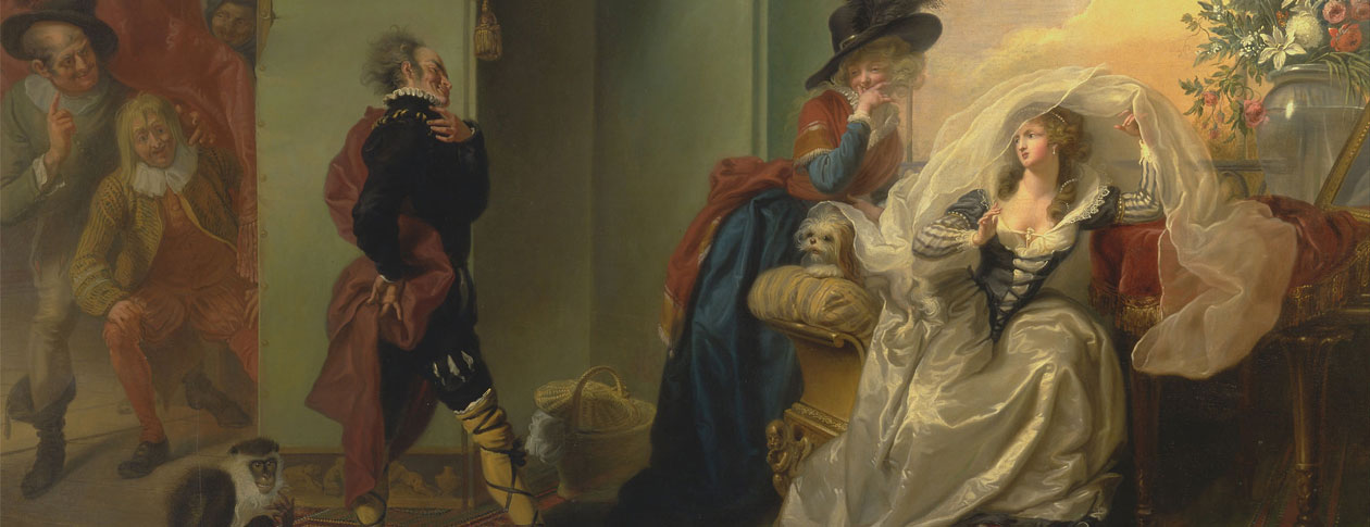 Shakespeare and sex in the 16th century [infographic]