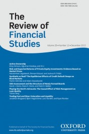 review of financial studies journal