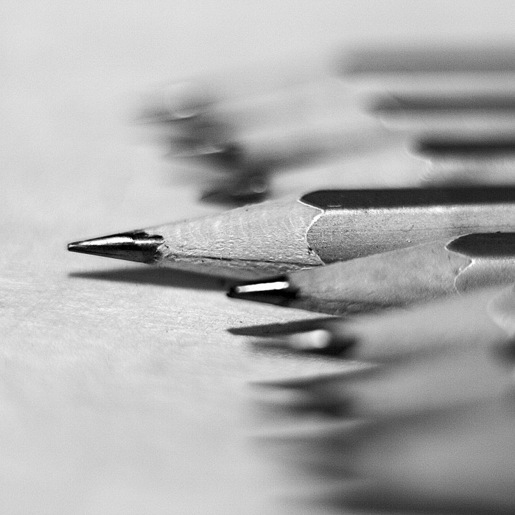 """Pencil Story"" by Konstantin Stepanov. CC BY 2.0 via Flickr."