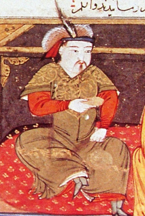 Hulagu Khan: a cruel man, but not the first hooligan.