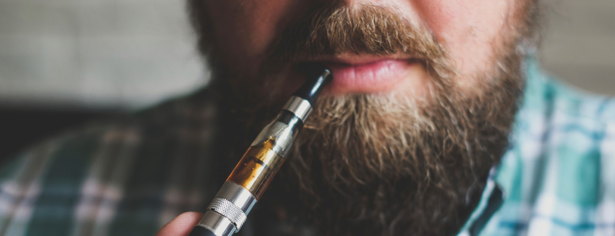 Why e-cigarettes have an image problem