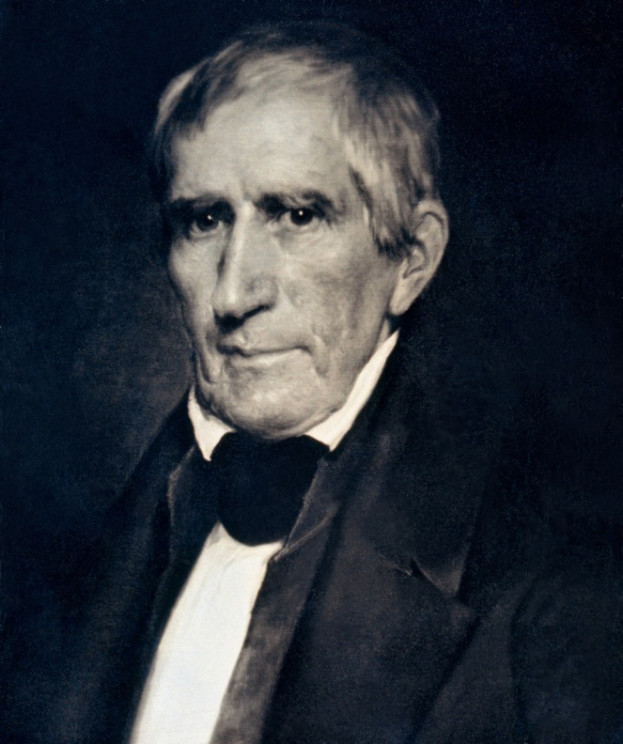 Portrait of President William Henry Harrison by Albert Sands Southworth (1811–1894) and Josiah Johnson Hawes (1808–1901). Public Domain via Wikimedia Commons.