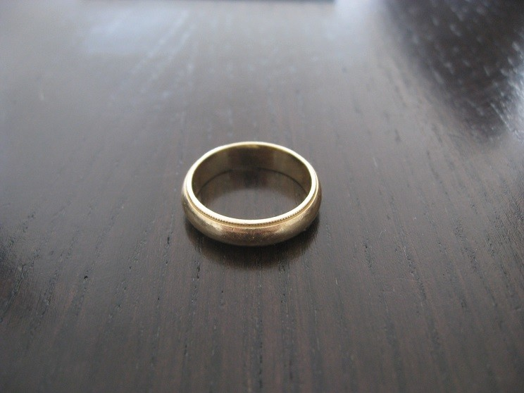 """""""Wedding Ring"""" by andessurvivor, Creative Commons via Flickr"""