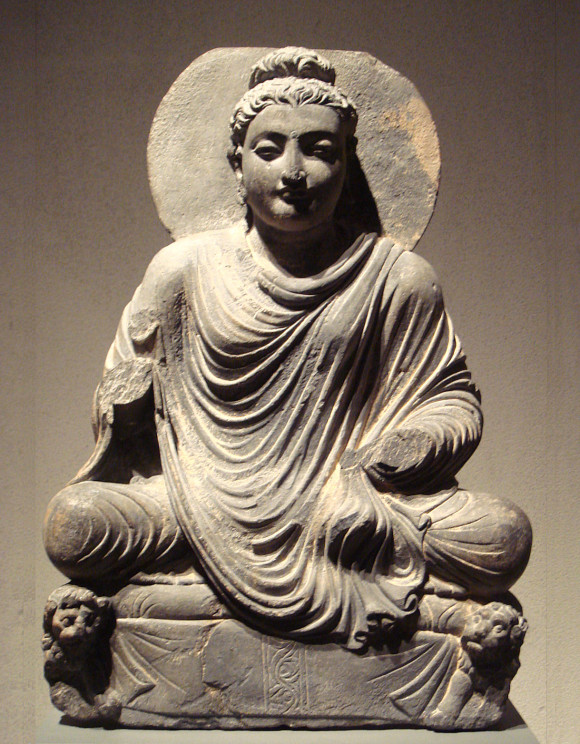 Is Buddhism paradoxical?