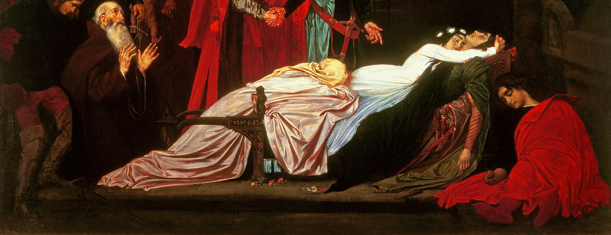 Who is most to blame for the deaths of Romeo and Juliet?