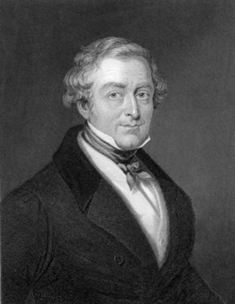 Robert Peel by unknown. Public domain via Wikimedia Commons.