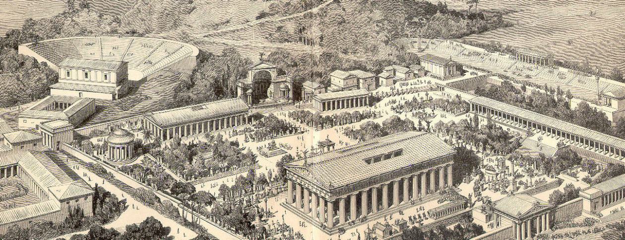 the ancient origin and history of the olympic games Read and learn for free about the following article: olympic games  official  basis every four years from 776 bce, but they probably originated much earlier.