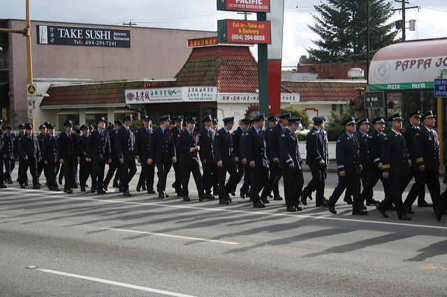 The language police are marching in serried ranks.