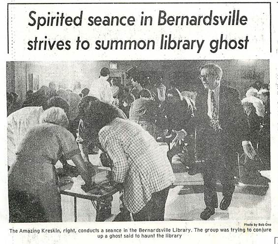 """Bernardsville Library 3"" photo by Pat Kennedy-Grant. Used with permission."