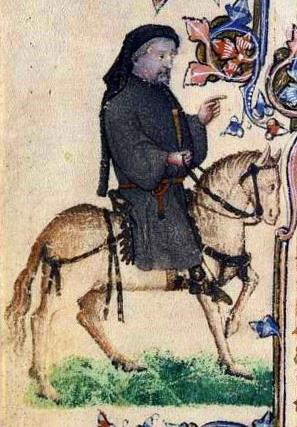 Chaucer, Huntington Library - 2