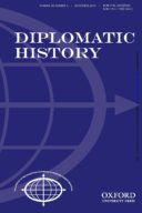 diplomatic-history-2016-cover-standing-material-i