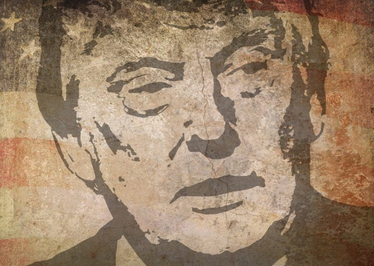 Trump by MIH83. CC0 Public Domain by Pixabay.