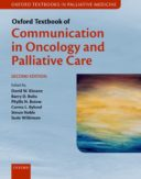 Communication in Oncology and Palliative Care