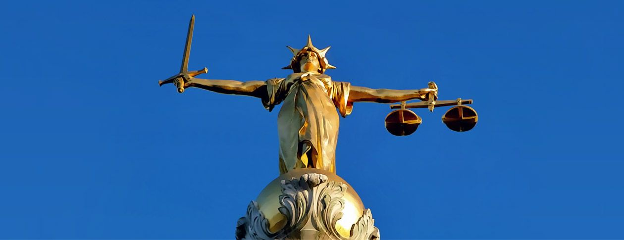 Lady Justice Old Bailey