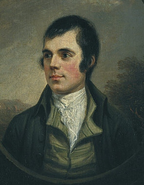 "Robert Burns. Thanks to him, millions of people have heard the word burn ""little stream"""