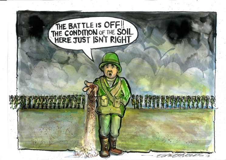 Soil and War