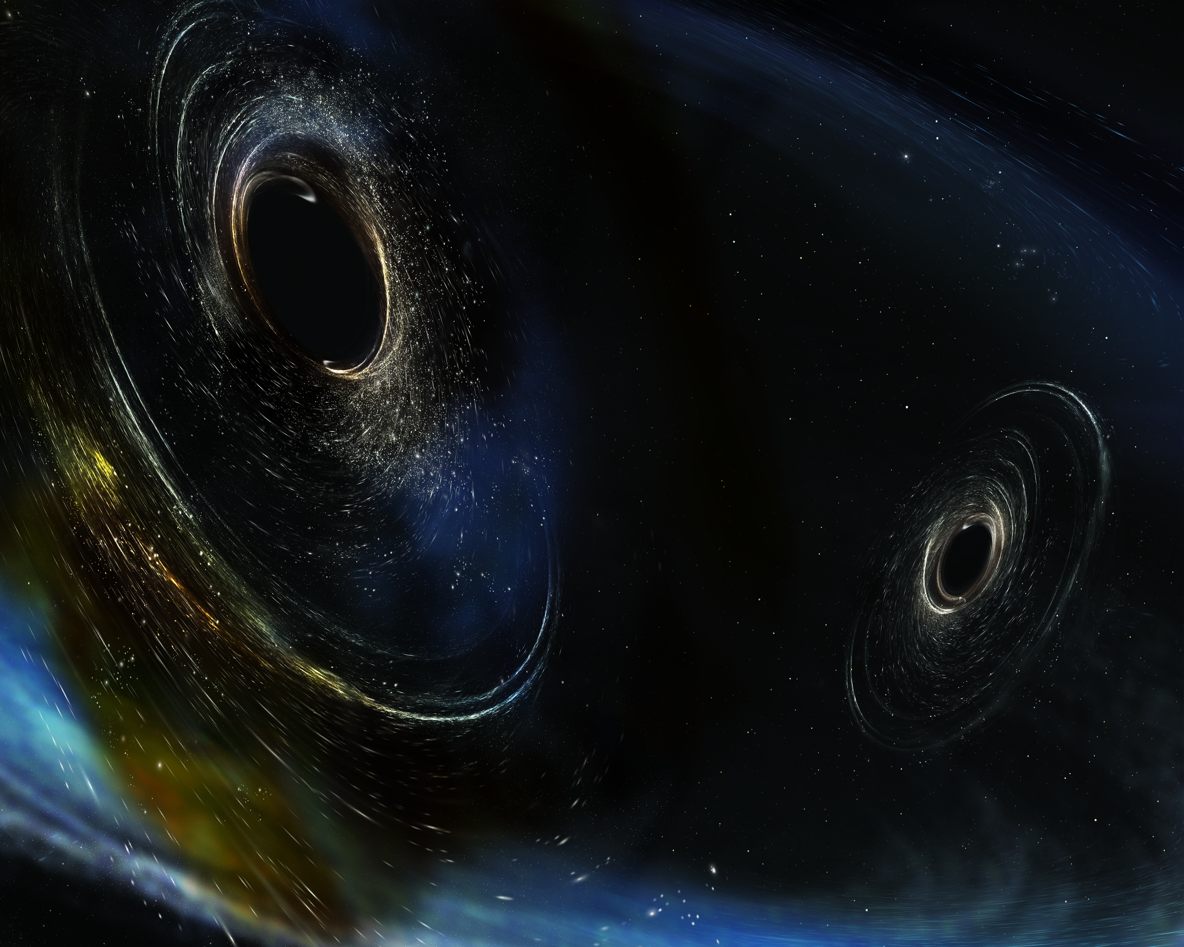 Fourth gravitational wave is detected
