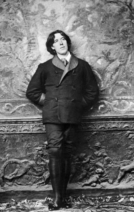 How oscar wilde s life imitates his art oupblog for Art and decoration oscar wilde