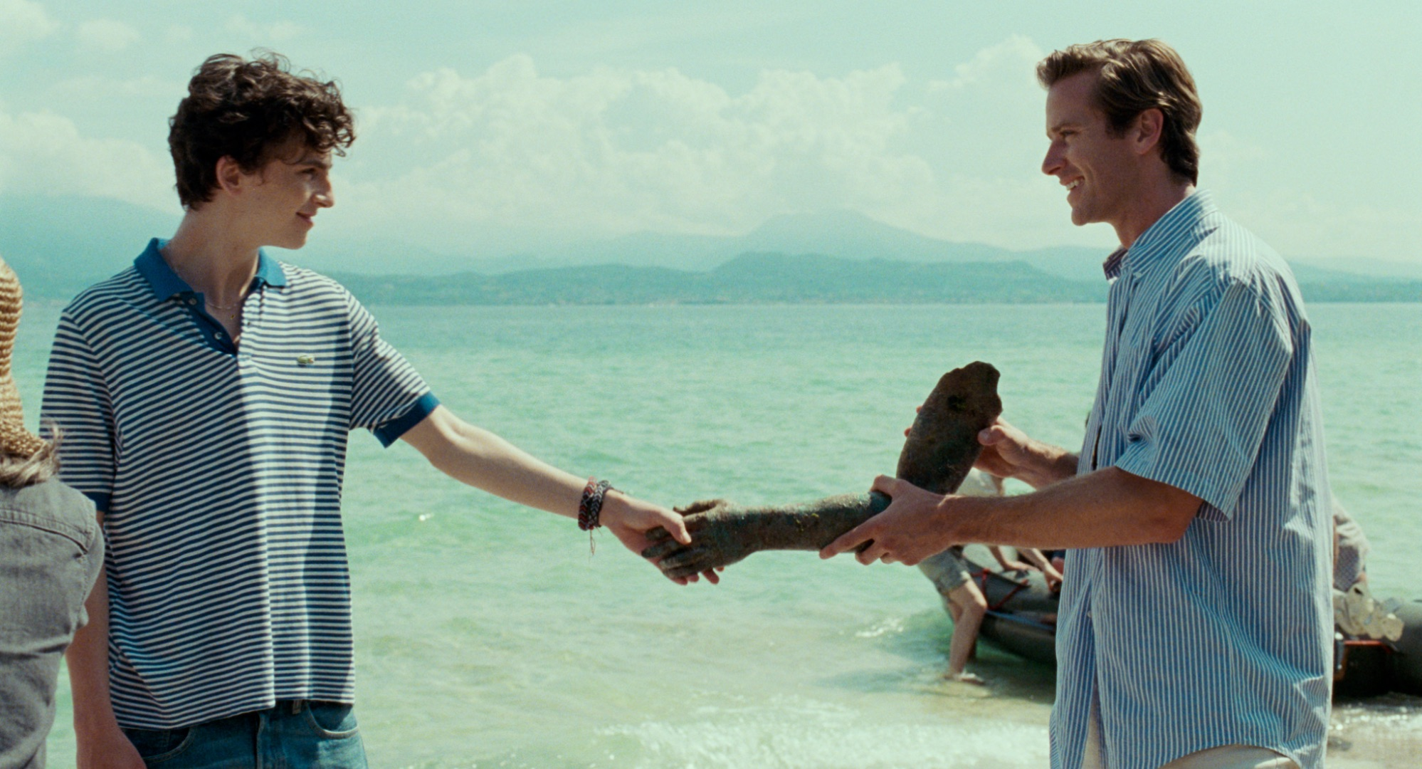 Music and touch in Call Me By Your Name | OUPblog