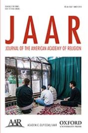 Journal of the American Academy of Religion
