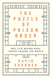 The Puzzle of Prison Order by David Skarbek