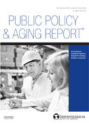 Publicy Policy & Aging Report