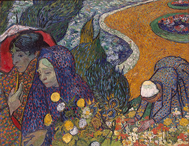Van Gogh Ladies of Arles