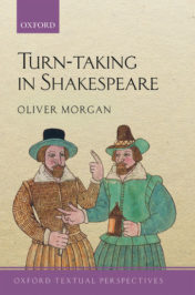 Turn-taking in Shakespeare