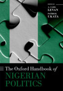 The Oxford Handbook of Nigerian Politics