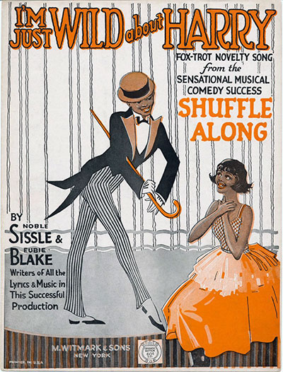 10 Little Known Facts About Sissle And Blake S Shuffle Along Oupblog