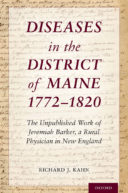 Diseases in the District of Main 1772-1820