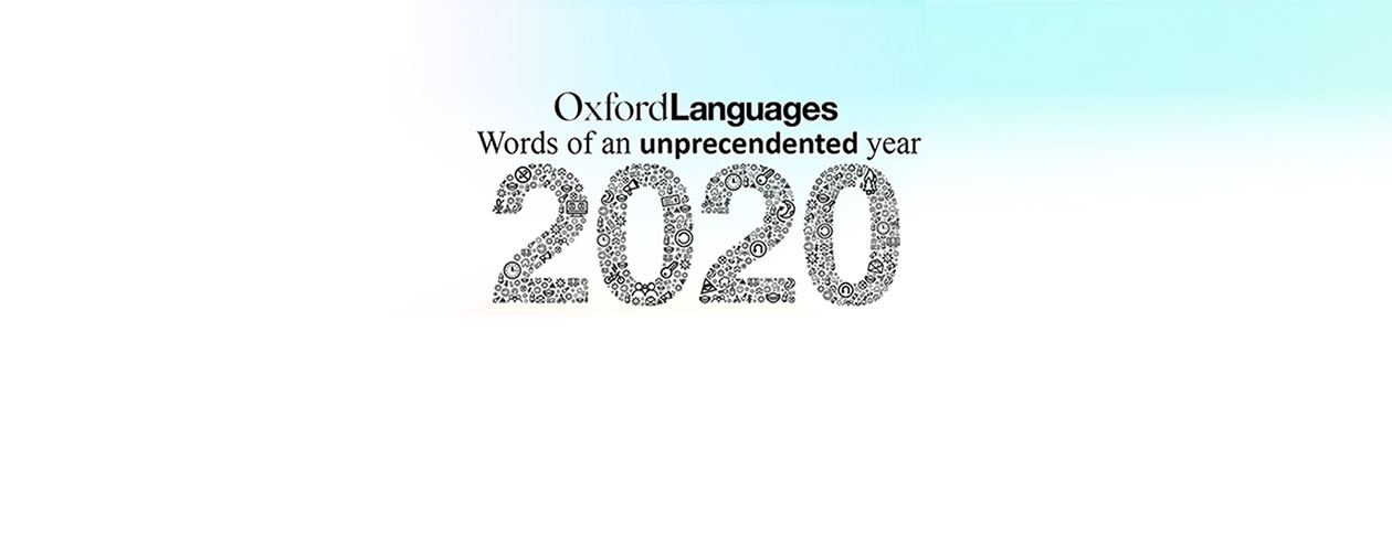 Oxford Languages Word of the Year 2020