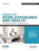 Annals of Work Exposures and Health