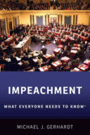Impeachment: What Everyone Needs to Know