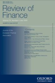 Review of Finance