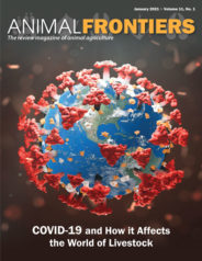 Animal Frontiers