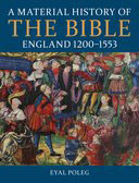 A Material History of The Bible