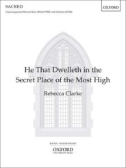 He That Dwelleth in the Secret Place of the Most High